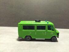 Siku Auto PKW Mercedes Benz 208 D 1983-88 Bus 1:55 Polizeibus Modellauto Polizei