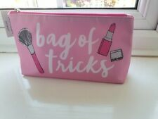 Make Up Bag In Pink By Clinique Brand New