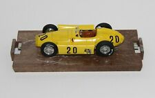 1/43 Brumm 1956 Lancia Ferrari D50 Grand Prix Race Car - Belgian Grand Prix