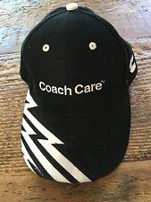 Cummins Coach Care Fun Roads RV Travel Campers Black White Hat