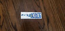 New Old School BMX FREESTYLE GT Performer Decal Sticker 4130 chromoly