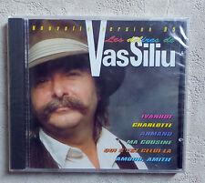 """CD AUDIO FR/ PIERRE VASSILUI """"BEST OF LES DÉLIRES DE VASSILUI""""  NEUF CD PROMO"""