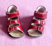 Markenlose Baby-Schuhe im Sandalen-Stil aus Leder