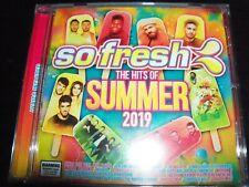 So Fresh: The Hits Of Summer 2019 (Maroon 5 Halsey Imagine Dragons) CD – New