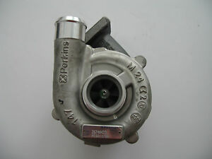 Turbolader 2674A423 Perkins Original Garrett, NEW!!!