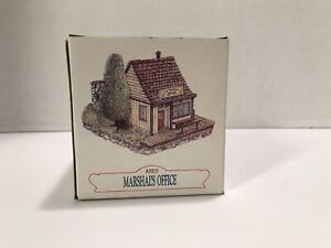 The Americana Collection Liberty Falls Marshal's Office AH15 New In Box
