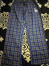 Los Angeles Dodgers Adult sz S Pajama Pants- Unisex. New w/o tag