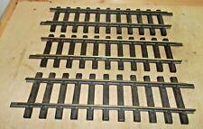 3 X LGB 1000/1000 Straight Rails Straight Track Good