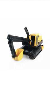 Steel Excavator Construction Truck From Funrise Real Steel Heavy Duty For Kids