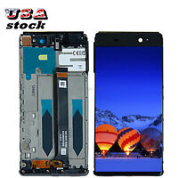 FOR Sony Xperia XA Ultra F3211 F3215 F3213 LCD Touch Screen Digitizer Frame_US