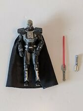 Star wars Darth Malgus complete 3.75 Action Figure Complete