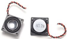 DHB8 High Bass Speaker 8ohm, 28mm sq fits HO, S, Sn3, O, On3 RailMaster Hobbies