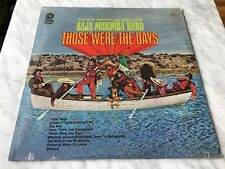 Baja Marimba Band Those Were The Days LP SEALED! ORIGINAL PICKWICK SPC-3709 RARE