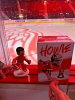 Jimmy Howard Stadium Giveaway Bobble Head! New In Box. Jan 7 2020! Never Opened!