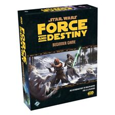 Star Wars Force and Destiny Beginner Game NEW