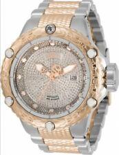 Invicta Subaqua Noma VI Swiss Automatic Diamond Two Tone 18k Rose Gold Watch
