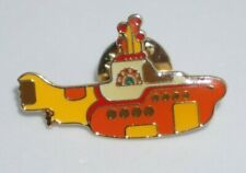 Collectible Music Pins - The Yellow Submarine (The Beatles) - Circa 2006