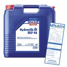 Original LIQUI MOLY Hydrauliköl Hydrauliköl HLP 46 // 20 Liter // 1110