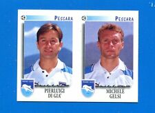 CALCIATORI PANINI 1997-98 Figurina-Sticker n. 523 - DI GIA'-GELSI PESCARA-New