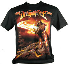 Dragonforce Medium Size M New! T-Shirt (The Power Within) 1333
