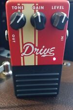 Awesome Fender Drive Pedal. Overdrive Light Distortion. New in Box !