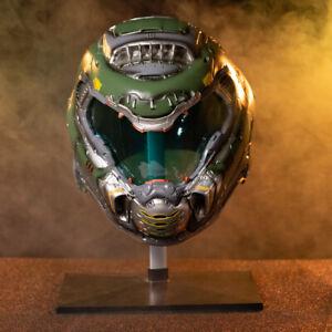 Xcoser Doom Eternal Resin Helmet Cosplay Mask Costume Accessory Prop Dress UpMen