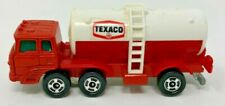 Vintage Tomica - Fuso Truck Series Texaco Petrol Tanker Truck - Made in Japan