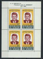 Sénégal Bloc N° 2** (MNH) 1964 - John F. Kennedy