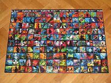 DIE DREI ??? FRAGEZEICHEN 150 COVER PUZZLE POSTER UNGEFALTET 97 x 69 cm NEU RAR