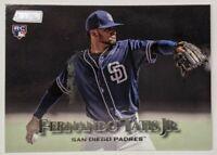 Fernando Tatis Jr. - Padres TRUE ROOKIE CARD 🔥💎 2019 Topps Stadium Club RC #88