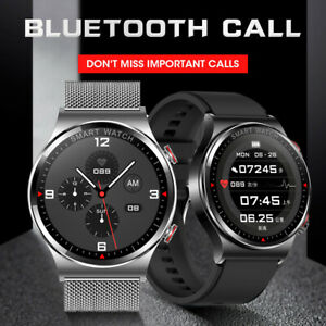 Bluetooth Call Smart Watch Sport Fitness Activity Tracker For iPhone iOS Android