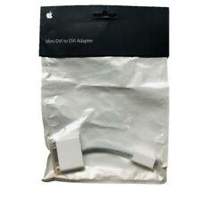 Apple Genuine Mini DVI to DVI Adapter White