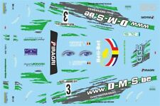 DECALS 1/43 SUBARU IMPREZA N12 - #3- LEONARD - RALLYE DES ARDENNES 2012 - D43427