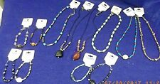 Western Woods jewelry Lot NEW 12 pieces Necklaces and Bracelets Wear or sell