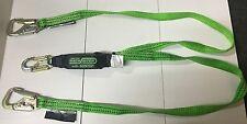 Miller Tie Back 6 Ft Strap Lanyard 95 Ft Fall Sperian 4yf78 Protection Harness