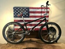 "S&M BMX BIKE 20"" 22"" or 24inch USA MADE CUSTOM FOR U! ALL S&M FIT cranks wheels"