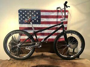 "S&M BMX BIKE 20"" 22"" or 24inch USA MADE CUSTOM FOR U! ALL S&M FIT cranks wheels"