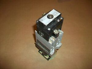 SQUARE D Latching Relay 8501 XD040   w/  8501 XDL