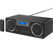 JVC RD D70 Wireless Hi-Fi Sistema Con Bluetooth USB IN SCATOLA