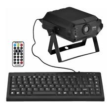 IMG Stageline LSX-300TEXT Laser Effect Unit- Write Message inc Keyboard DJ Disco