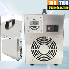 Ozone Generator Air Purifier Digital Display Disinfection sterilization machine