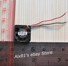 Super Tiny Brushless DC 5V 0.06A Fan Mini Miniature Fan for Raspberry 15x15x4mm