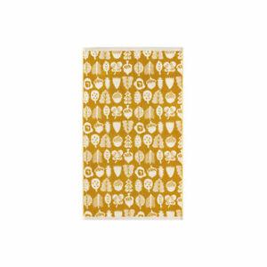 BRAND NEW  QUALITY DONNA WILSON CONE ACORN TAWNY BATH TOWEL 70 X 125 CM