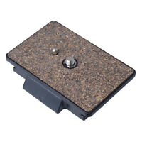 New Quick Release Plate for QB-6RL PH-368 PH-268R /288R VCT-870RM DC70 Q9V2