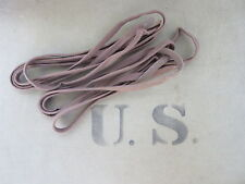 "Original US Army Brown Laces 71"" Schnürsenkel f. Service Jump Boots WKII WW2"