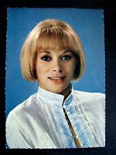 Ancienne Carte Postale Mireille Darc Année 60