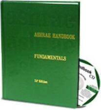 2013 ASHRAE Handbook : Fundamentals (I-P Edition) Hardcover with CD & key