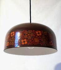"Fog & Morup Lampe ""Kalas"" Arabia Kaj Franck Finel pendant lamp ""Maaret"" pattern"