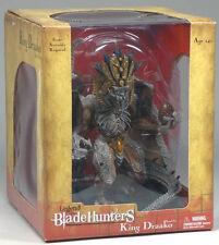 McFarlane Toys Blade Hunters King Draako Dragon Deluxe Box Set .