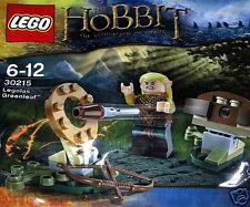 Lego Herr der Ringe Der Hobbit Legolas Greenleaf / Grünblatt + Zubehör 30215